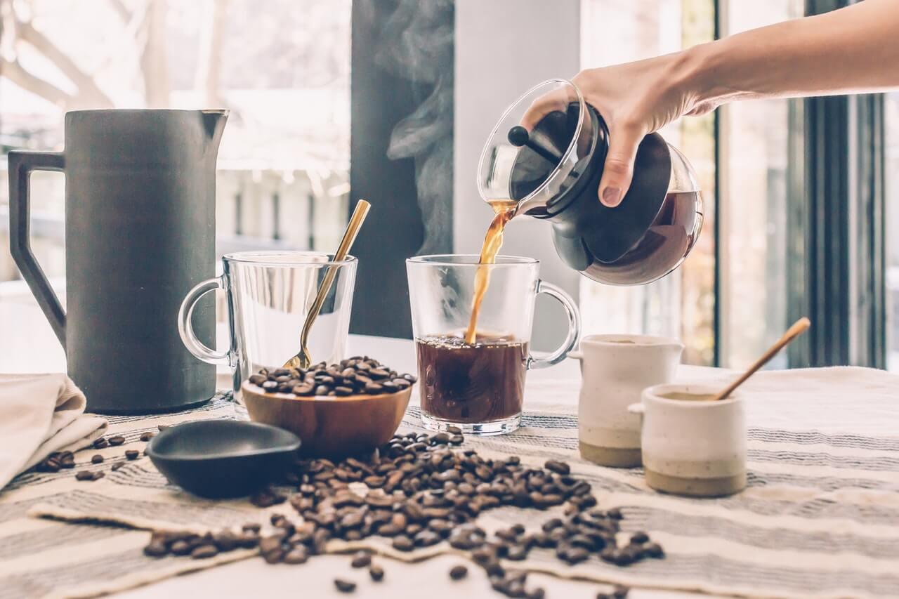 wlasciwosci kawy